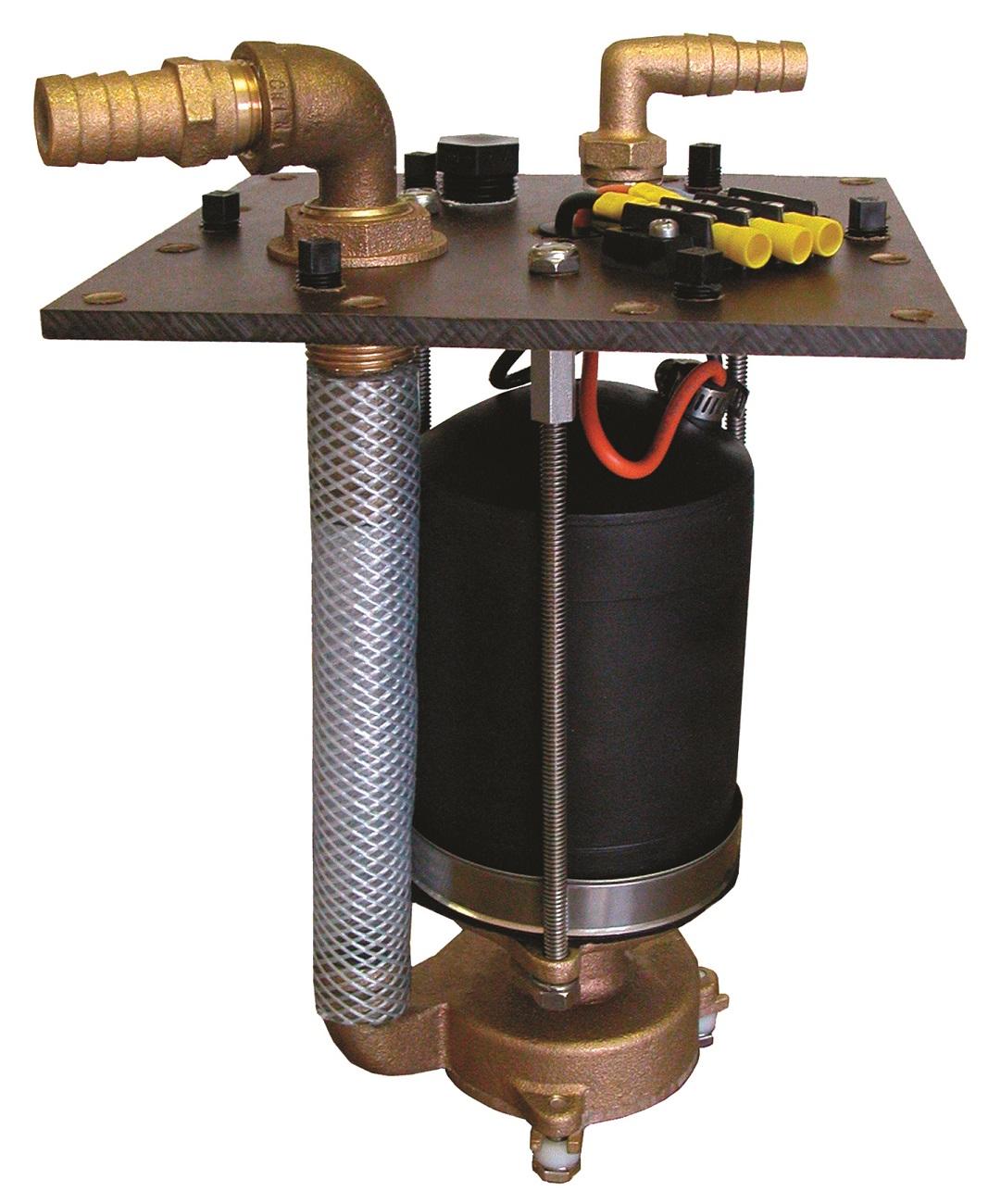 Waste Macerator Pump