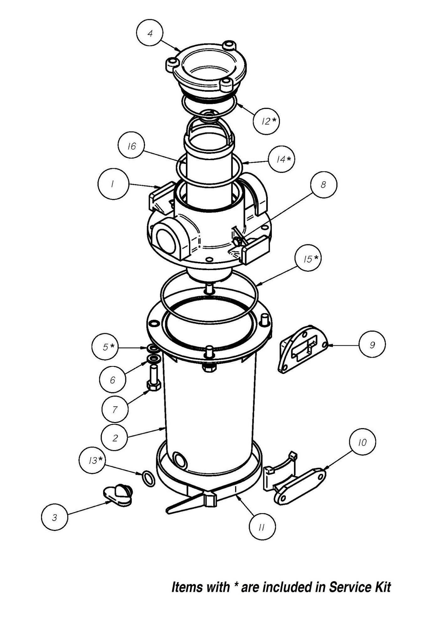 "Marine ARG-1250-S MD Bronze Groco ARG Series Water Strainers 1-1//4/"""