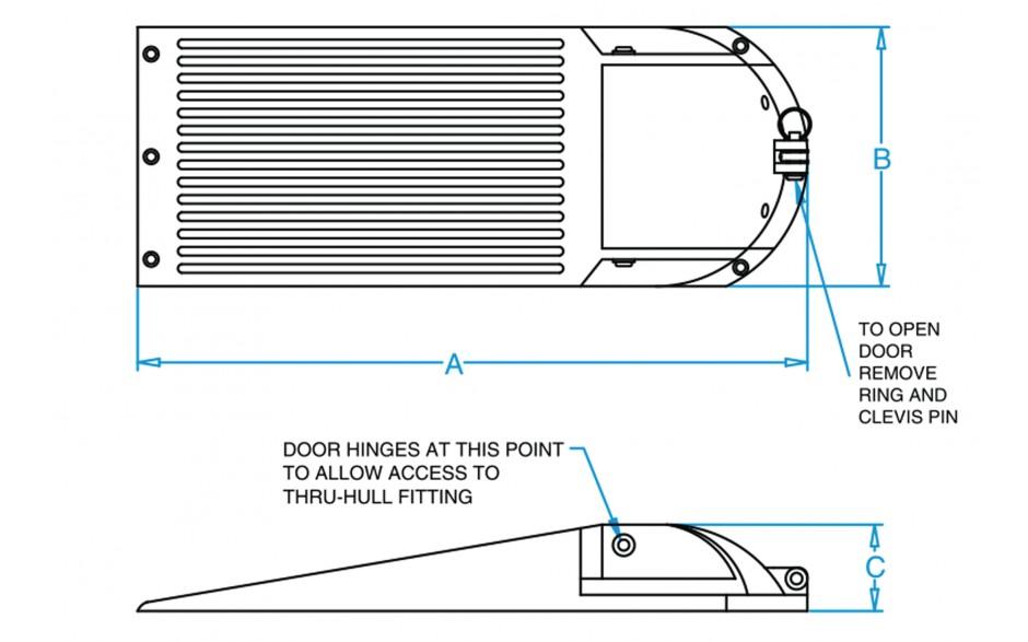 how to fix airleak in marine macerator